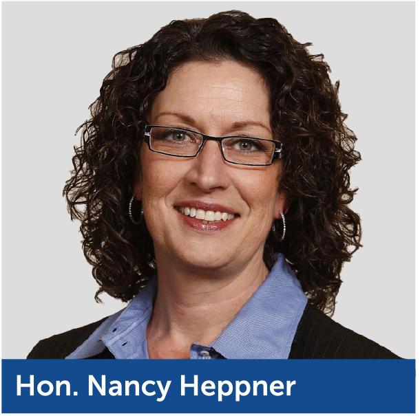 StrategyCorp Welcome Hon. Nancy Heppner as Senior Advisor