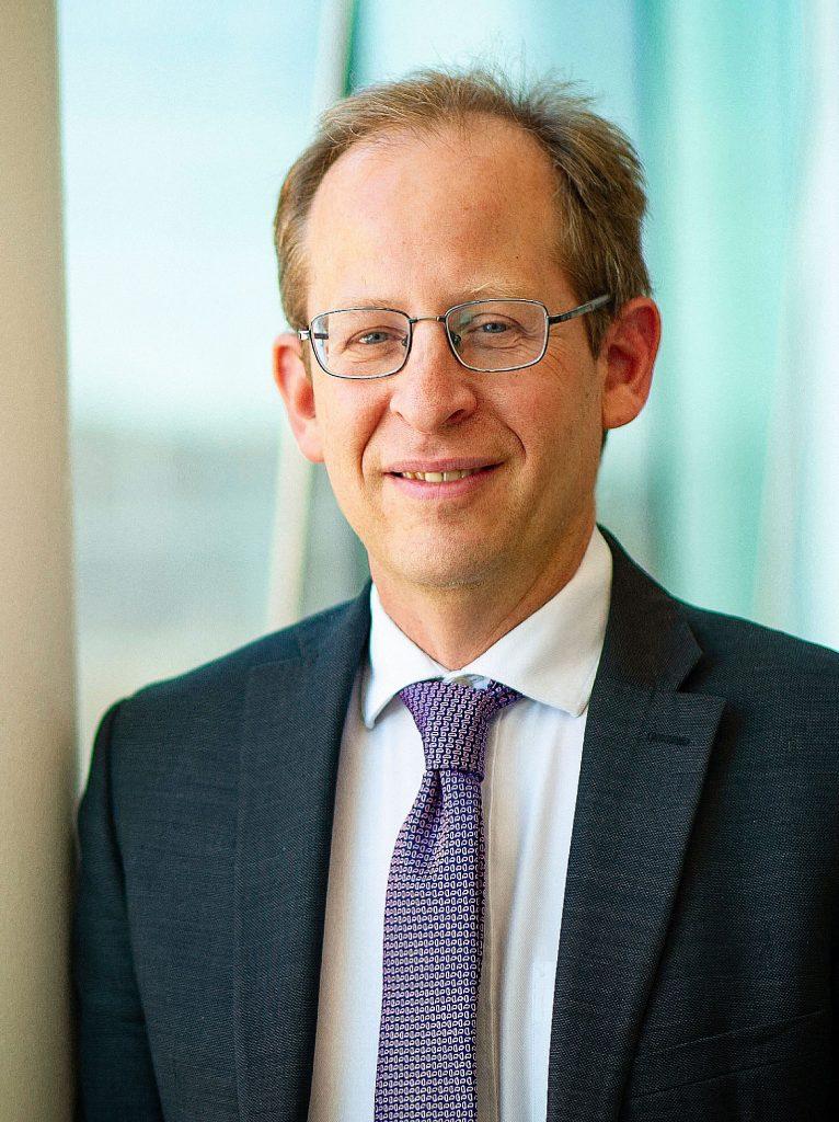 University of Regina Welcomes Dr. Jeff Keshen
